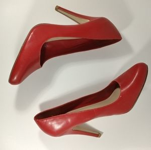 Women's Aldo Red Pumps